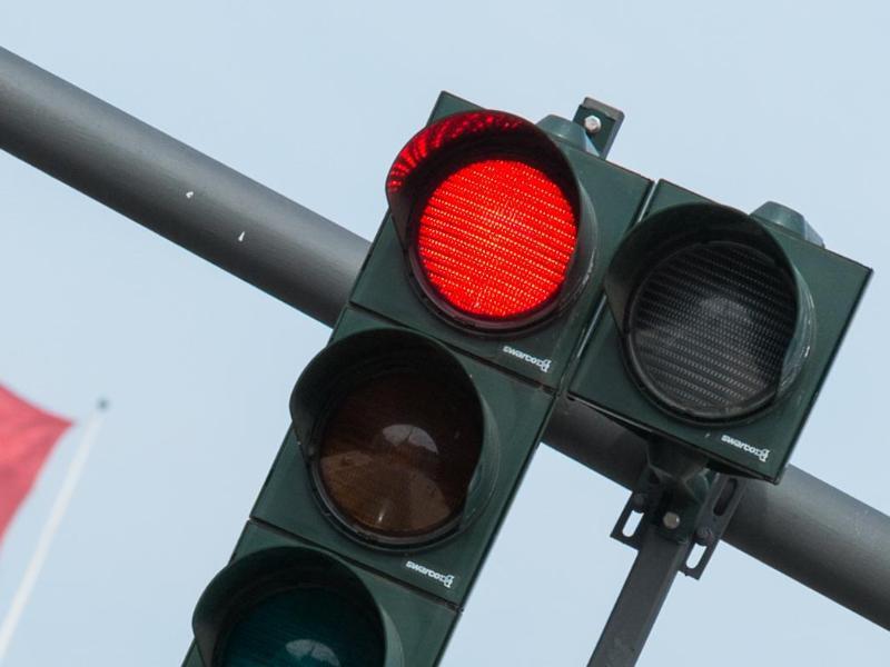 Bild zu Rote Ampel