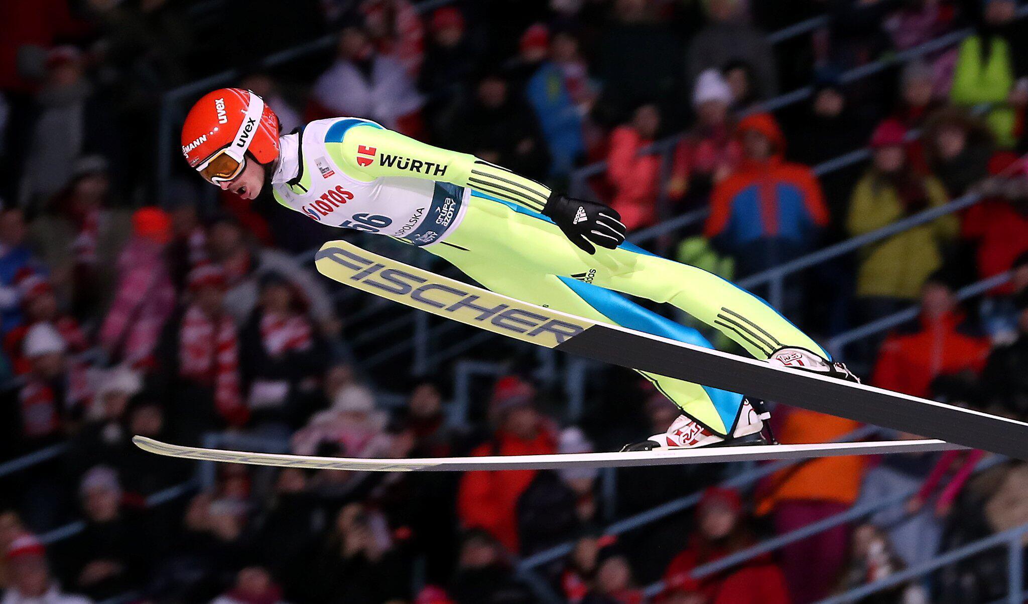 Bild zu Skispringen Weltcup in Zakopane