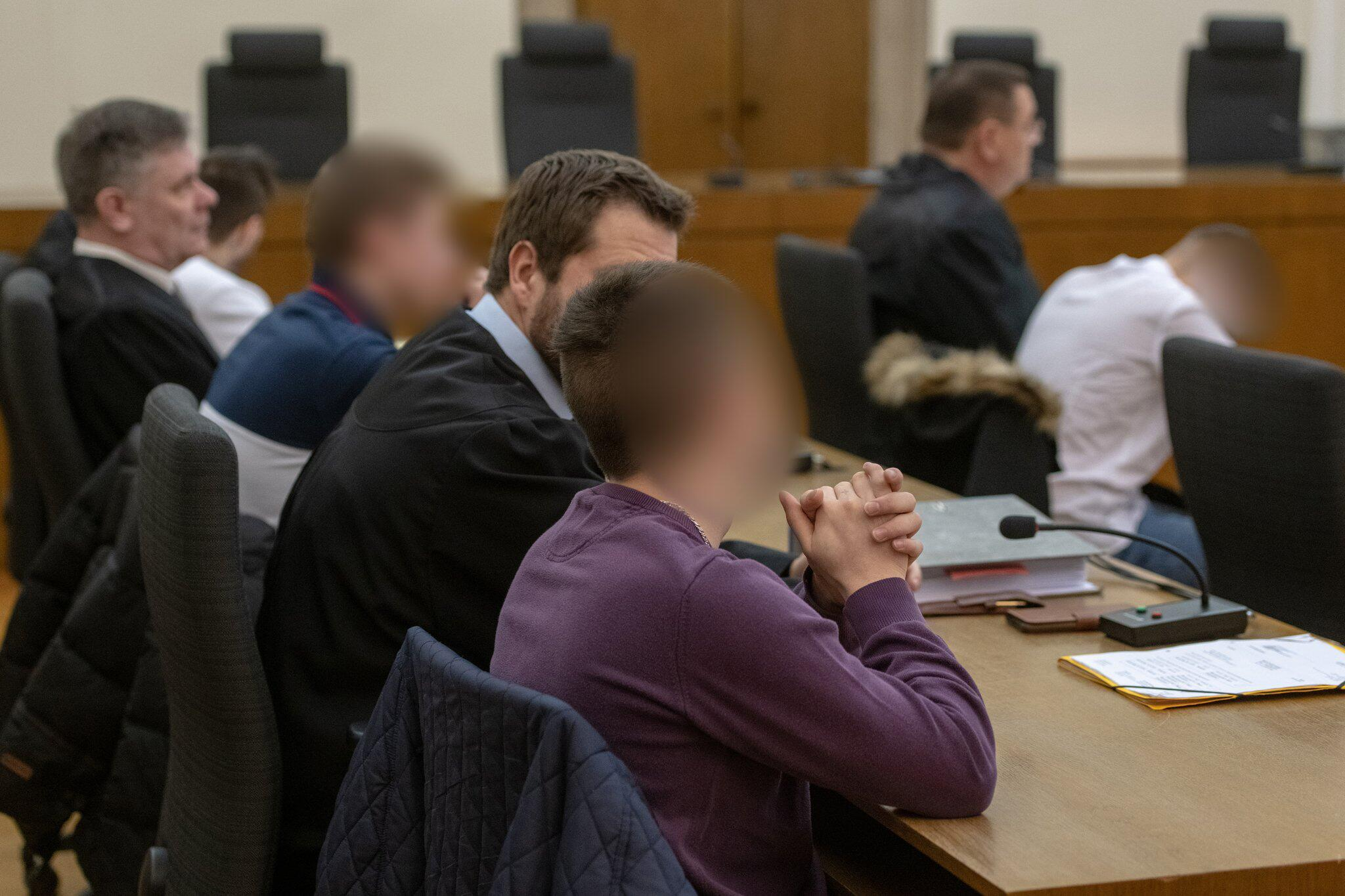 Bild zu Judgments in the death trial of a student in Passau