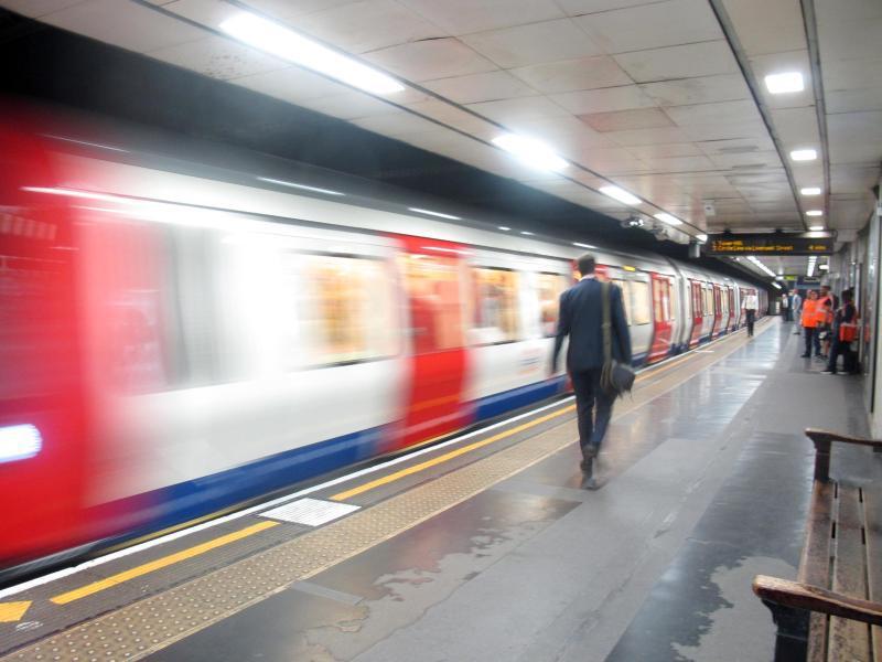 Bild zu U-Bahnstation St. James's Park