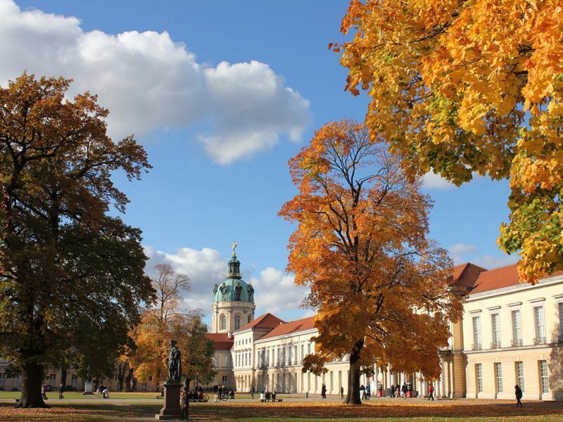 Bild zu Herbstwetter