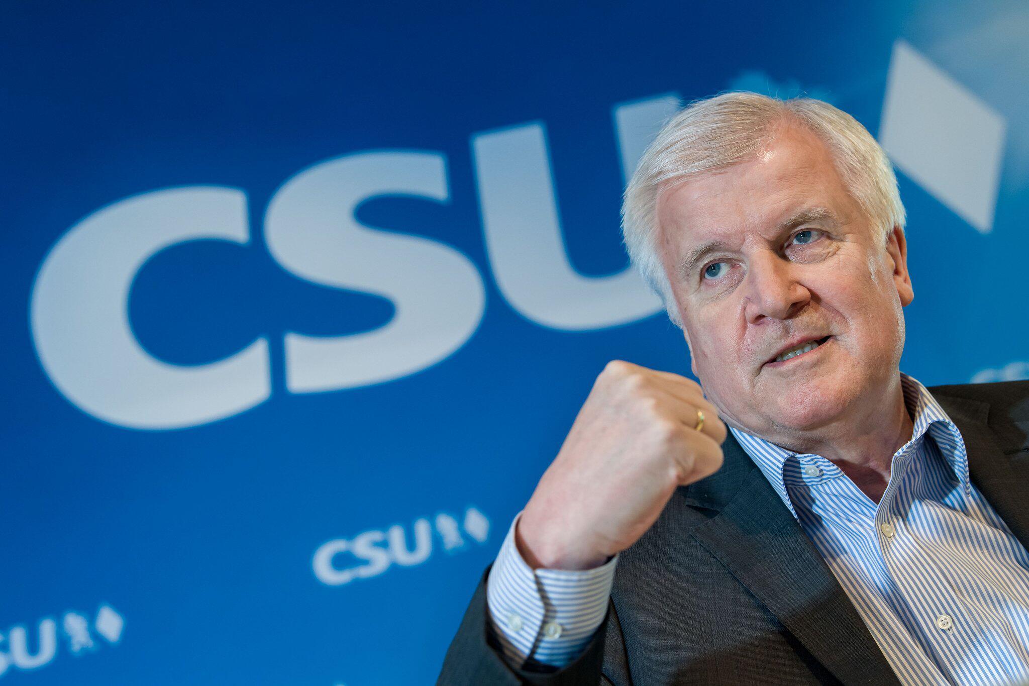 Bild zu CSU