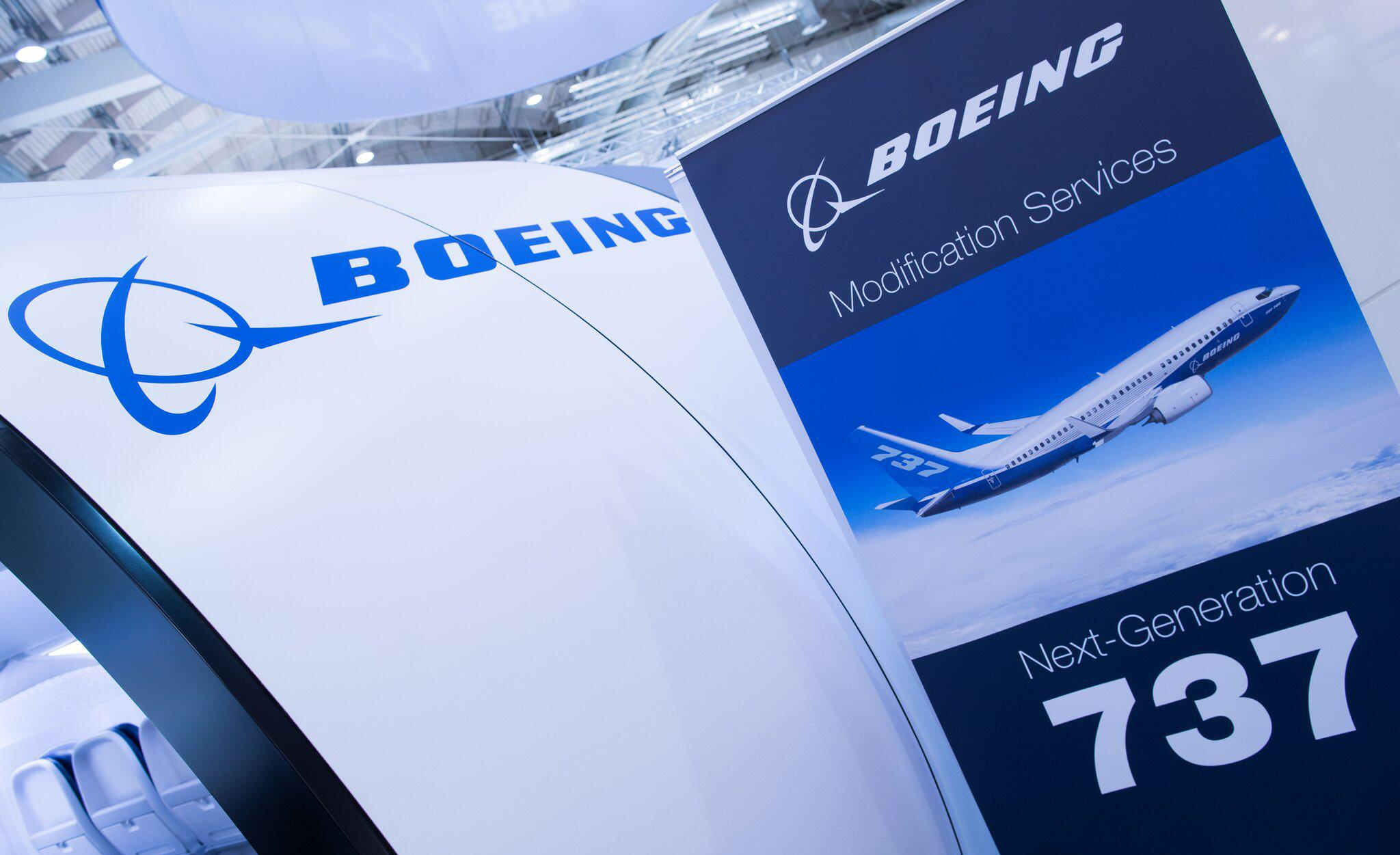 Bild zu Boeing präsentiert Quartalszahlen