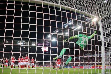 FSV Mainz 05 - FC Bayern München