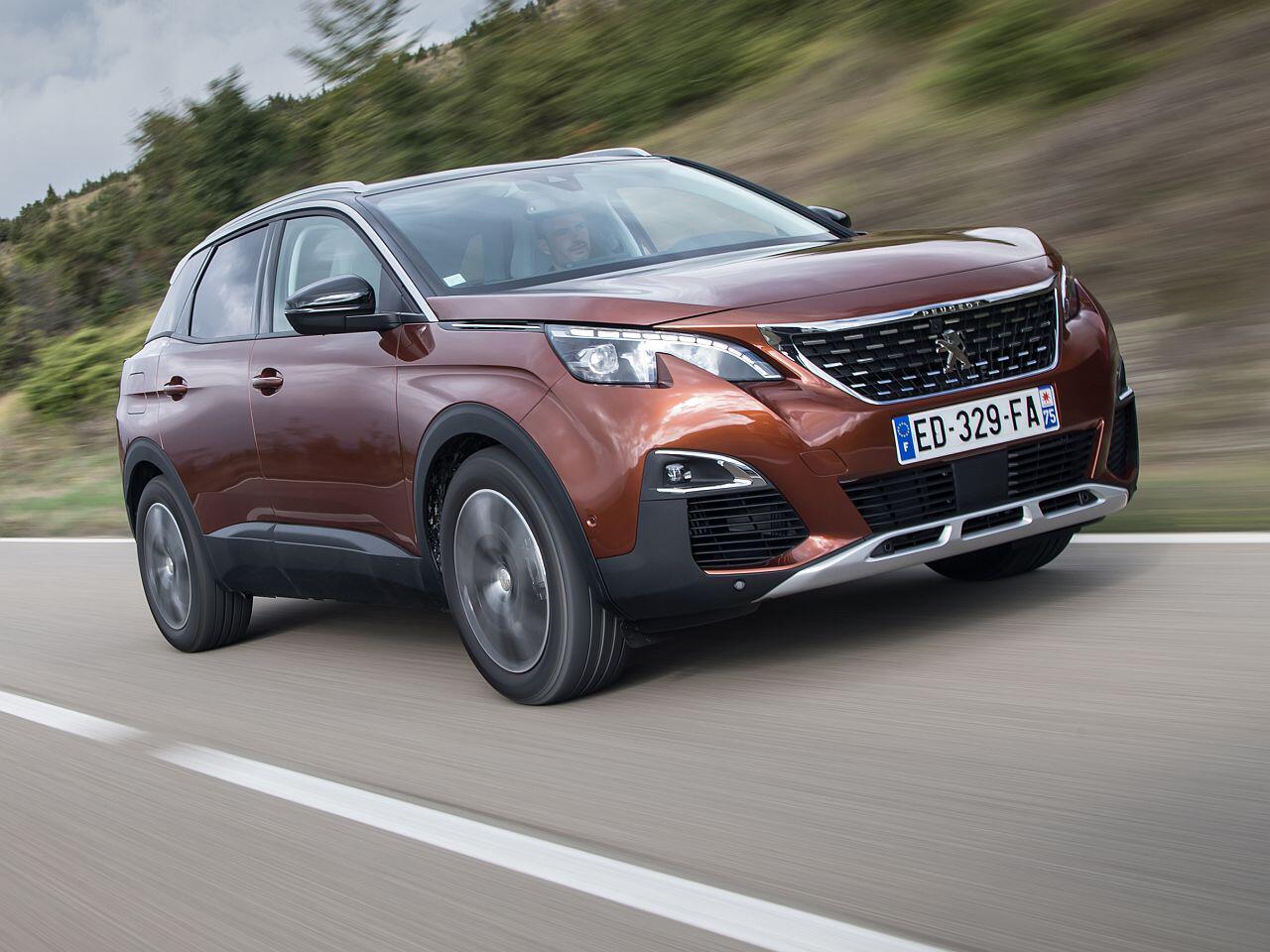 Bild zu Peugeot 3008