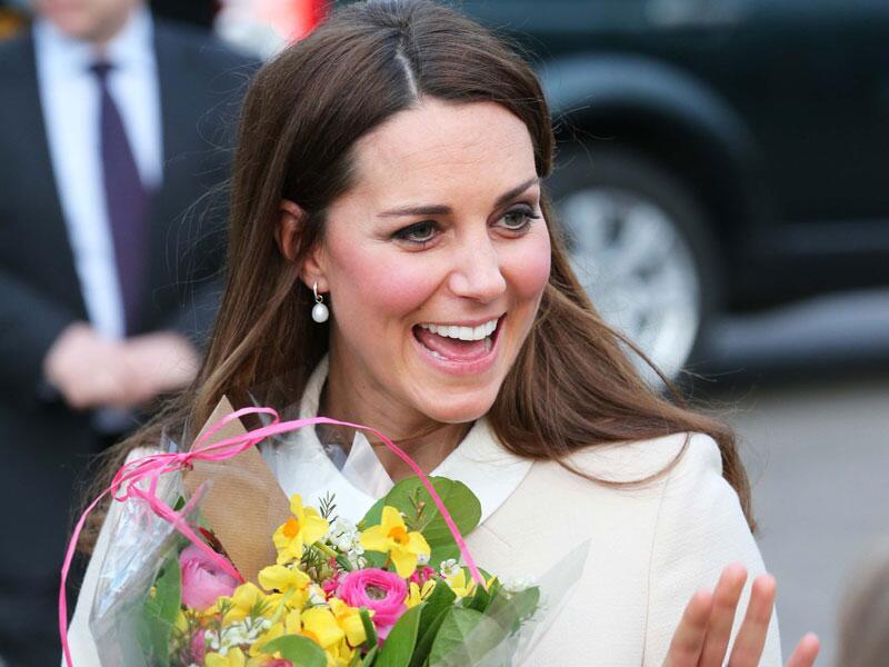 Bild zu Kate Middleton