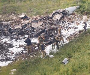 Israelischer Jet abgestürzt