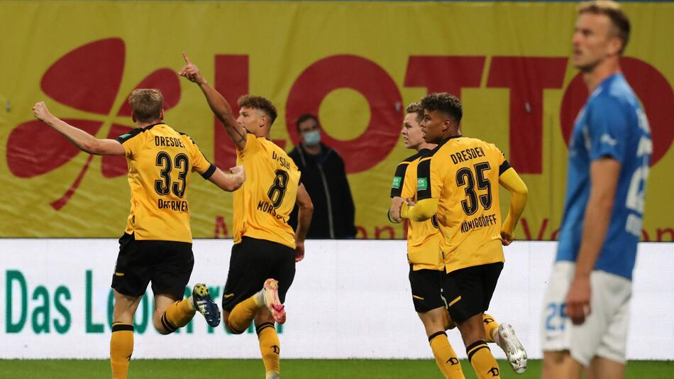Hansa Rostock - Dynamo Dresden