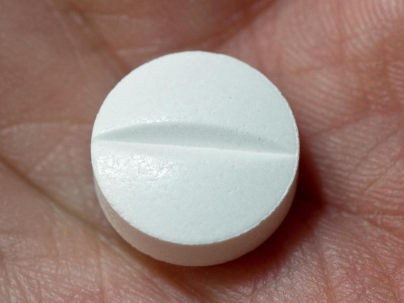 Bild zu Tablette