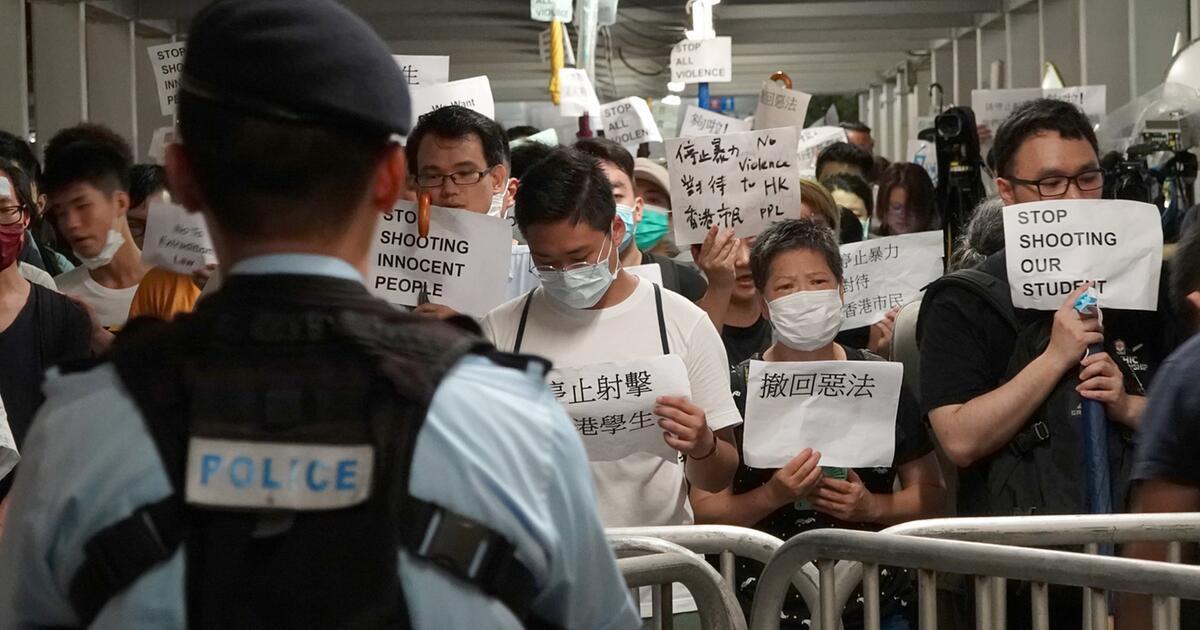 Hongkong Auslieferungsgesetz