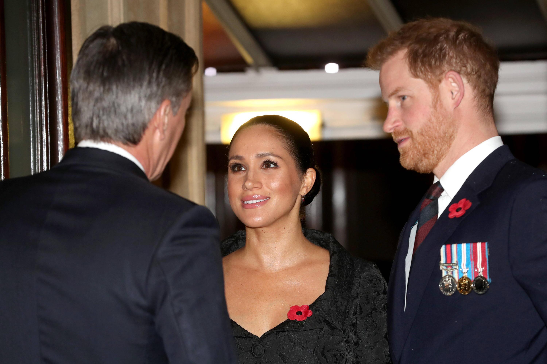 Bild zu Prinz Harry, Herzogin Meghan