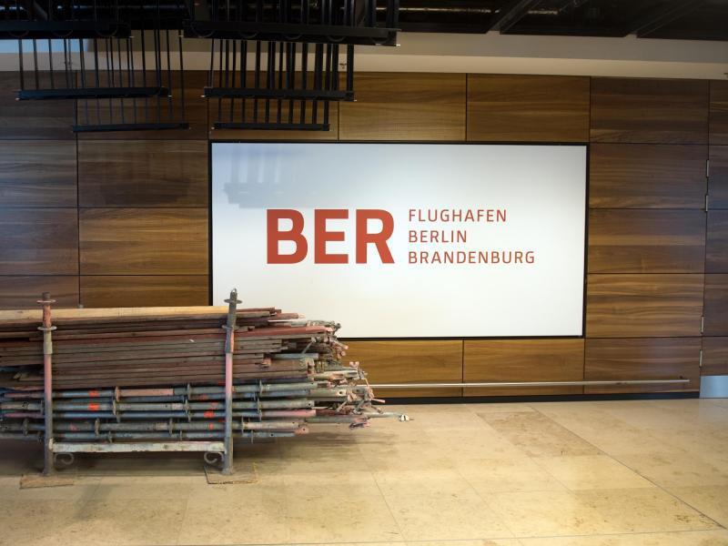 Bild zu Flughafen Berlin Brandenburg