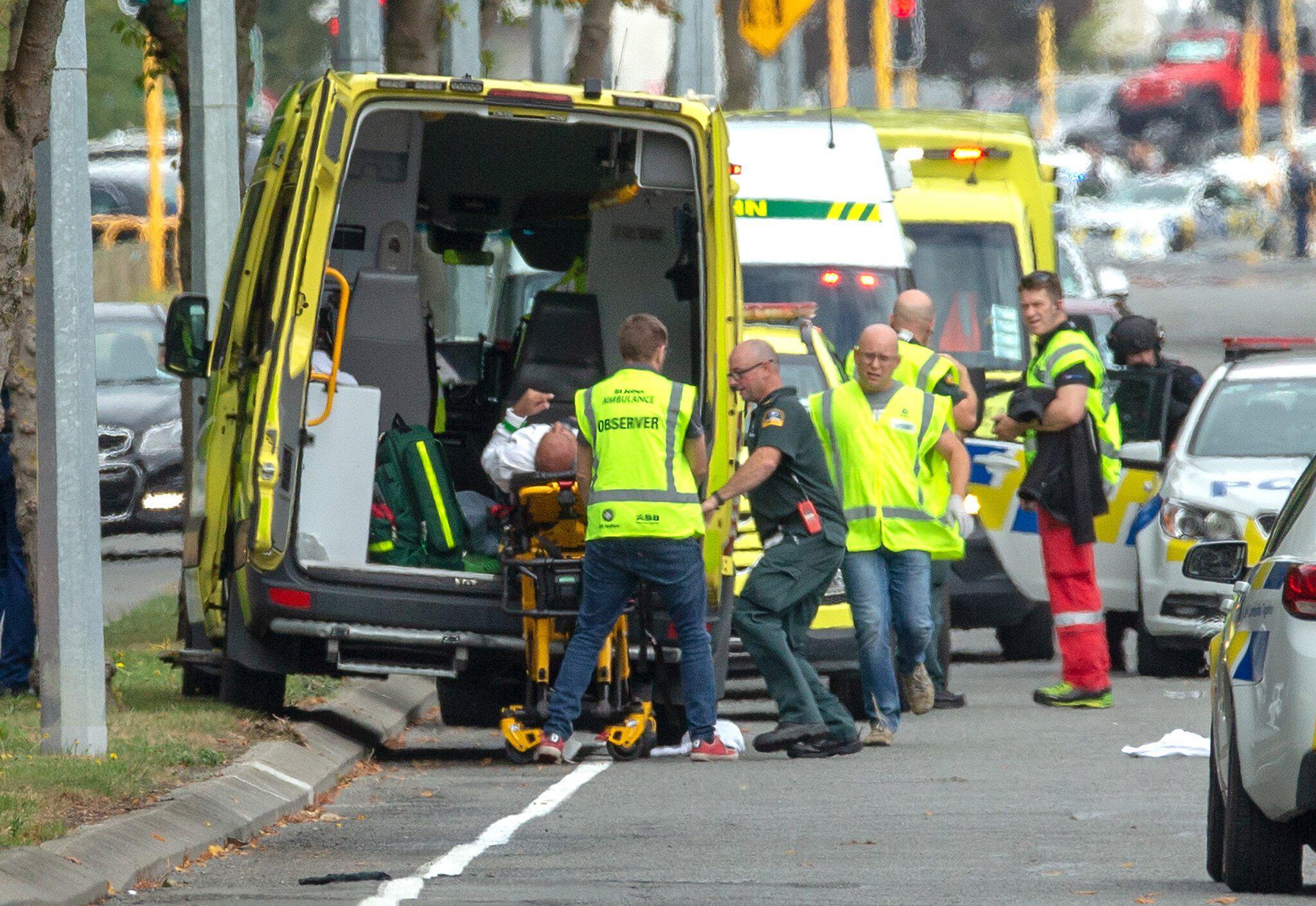 Neuseeland Moschee Video: Tote Nach Attacken Auf Moscheen In Neuseeland