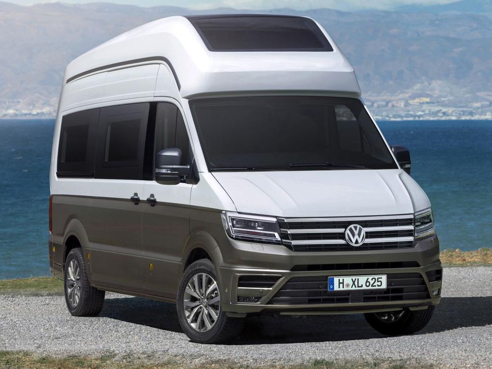 Bild zu VW California XXL