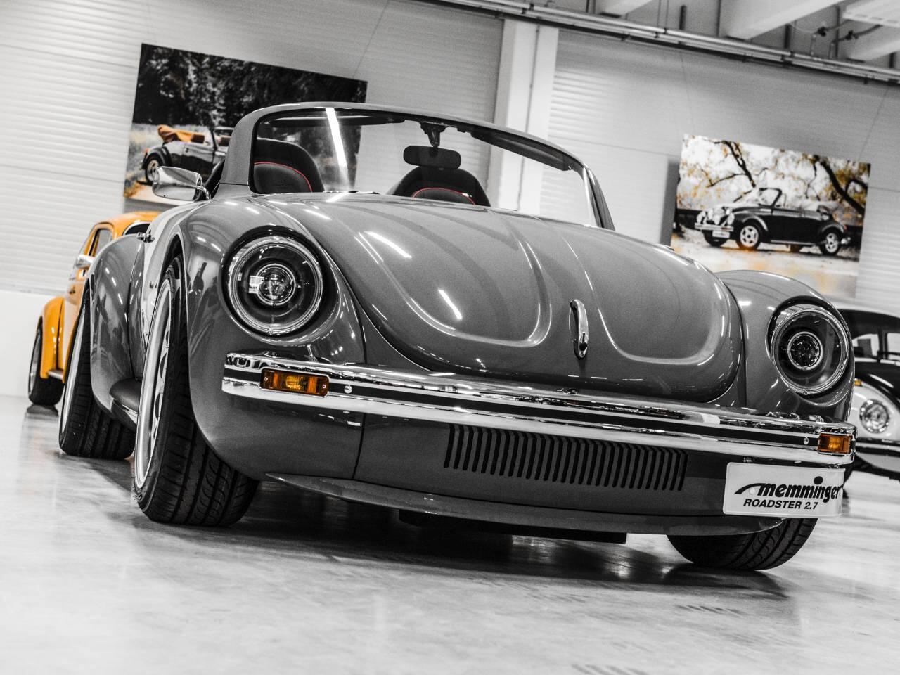 Bild zu Memminger Roadster 2.7