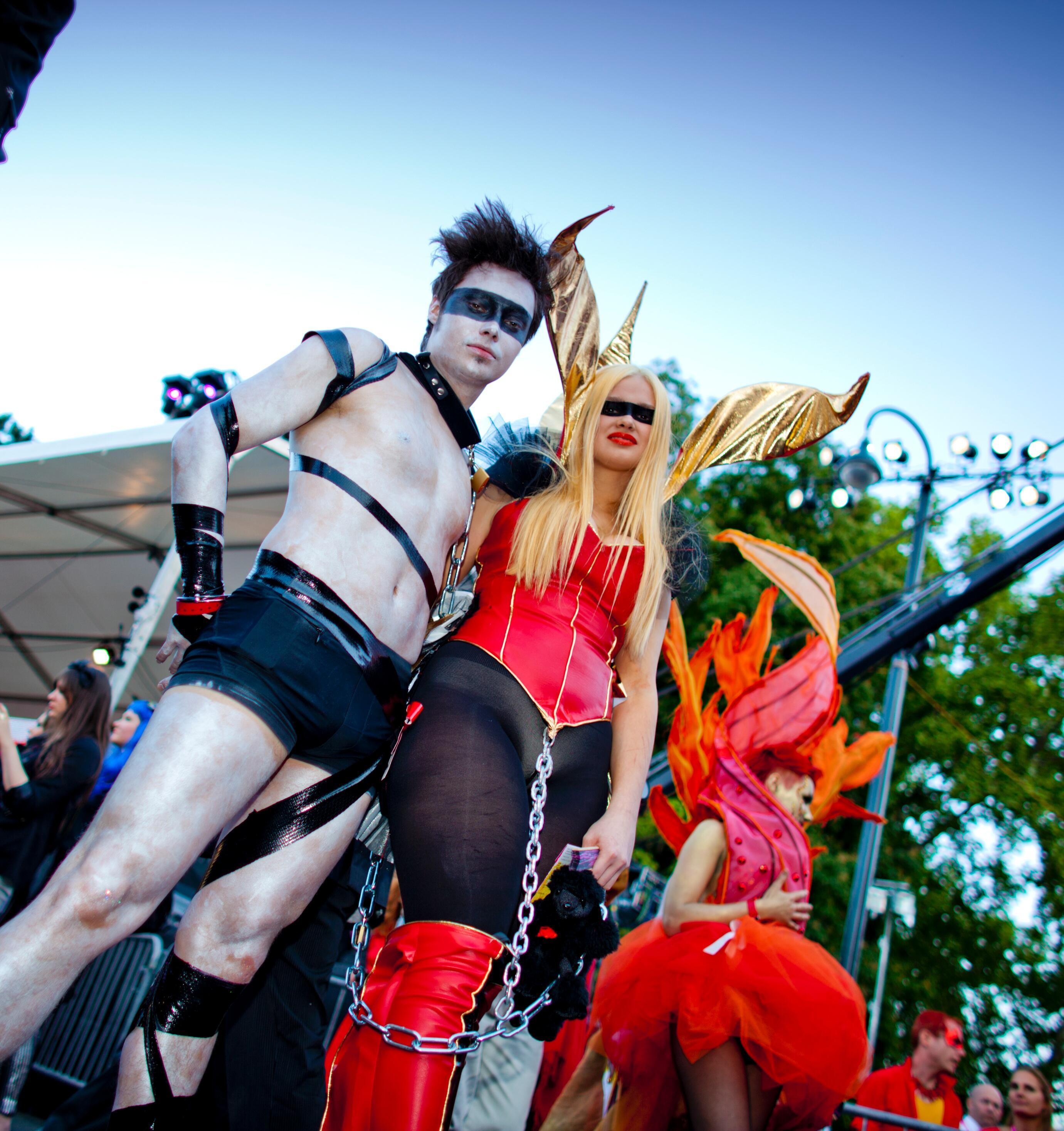 Bild zu Life Ball 2012, Gäste
