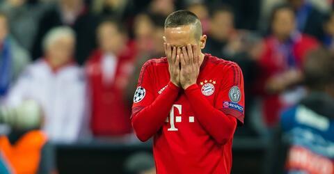 FC Bayern München, Atlético Madrid, Champions League