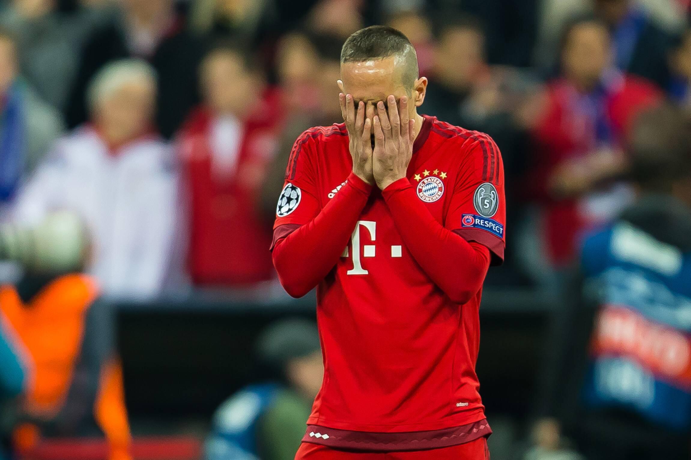 Bild zu FC Bayern München, Atlético Madrid, Champions League