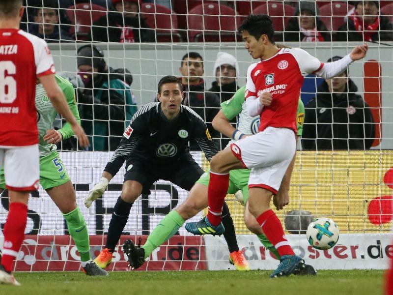Bild zu FSV Mainz 05 - VfL Wolfsburg