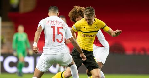 AS Monaco - Borussia Dortmund