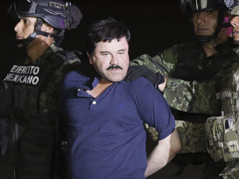 Bild zu Joaquin «El Chapo» Guzman