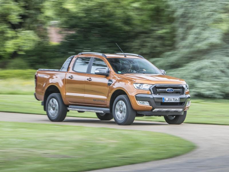 Bild zu Ford Ranger