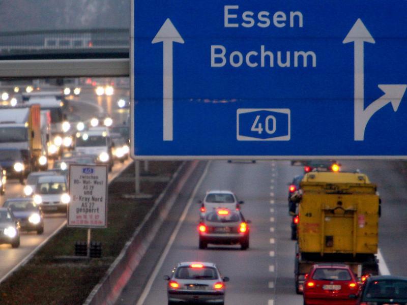 Bild zu Autobahn A40