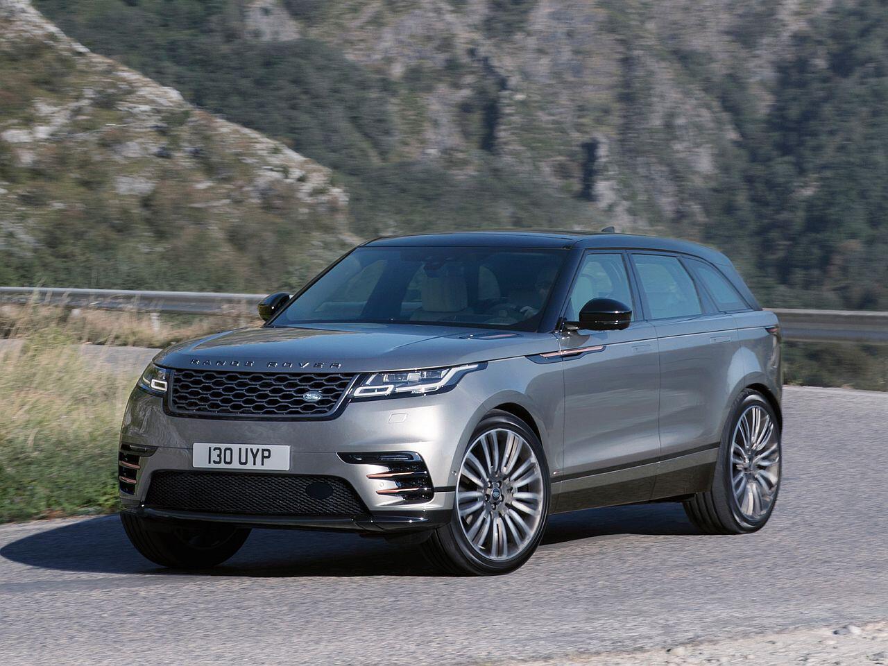 Bild zu Range Rover Velar
