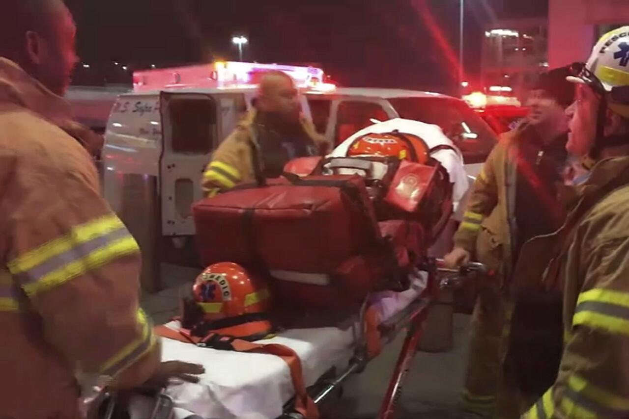 Bild zu Passagierjet, Turbulenzen, Verletzte, New York