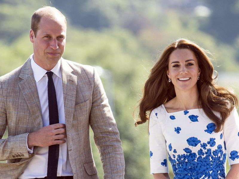 Bild zu William & Kate