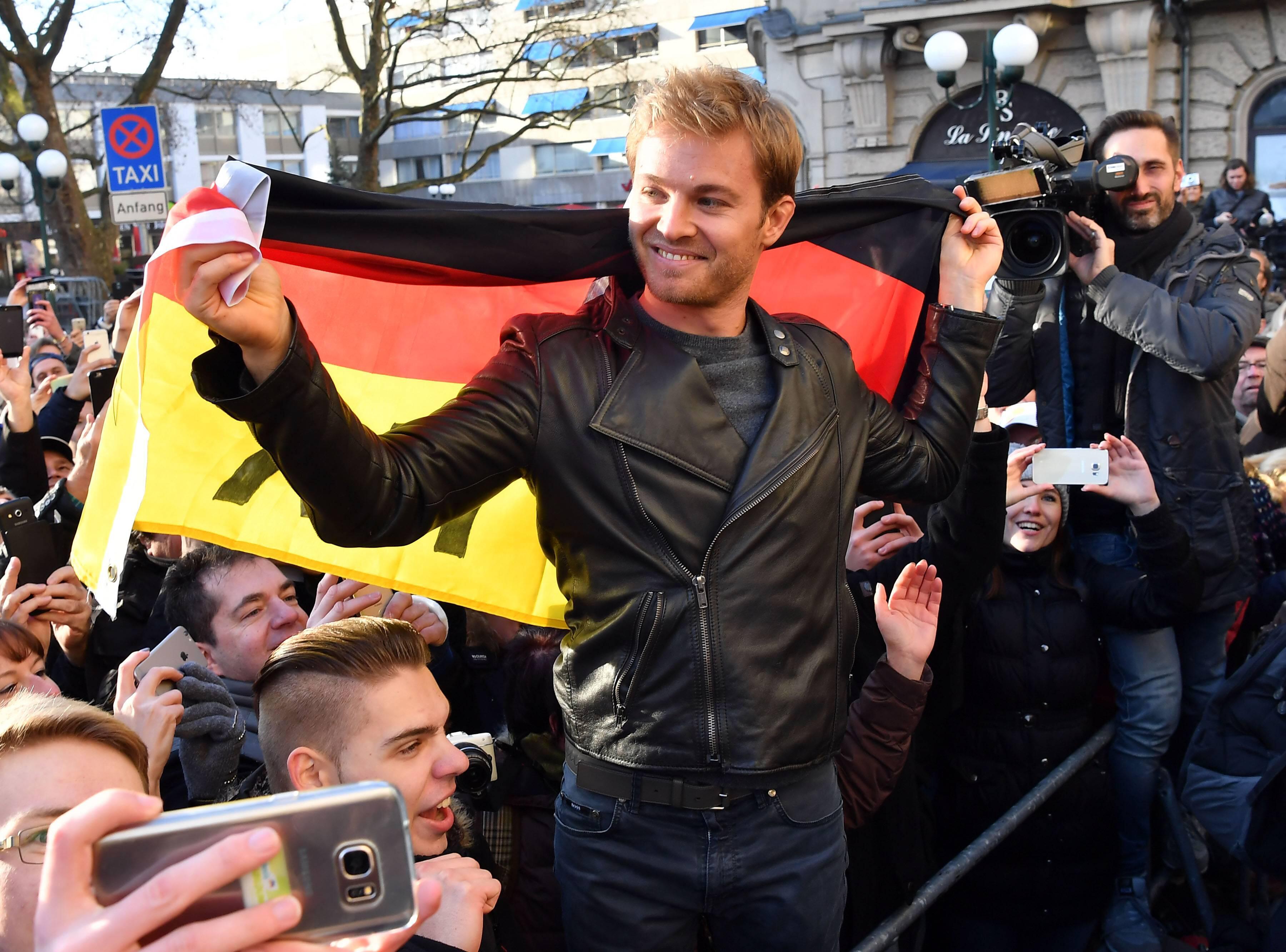 Bild zu Nico Rosberg Rücktritt, Rosberg, Formel 1, Mercedes