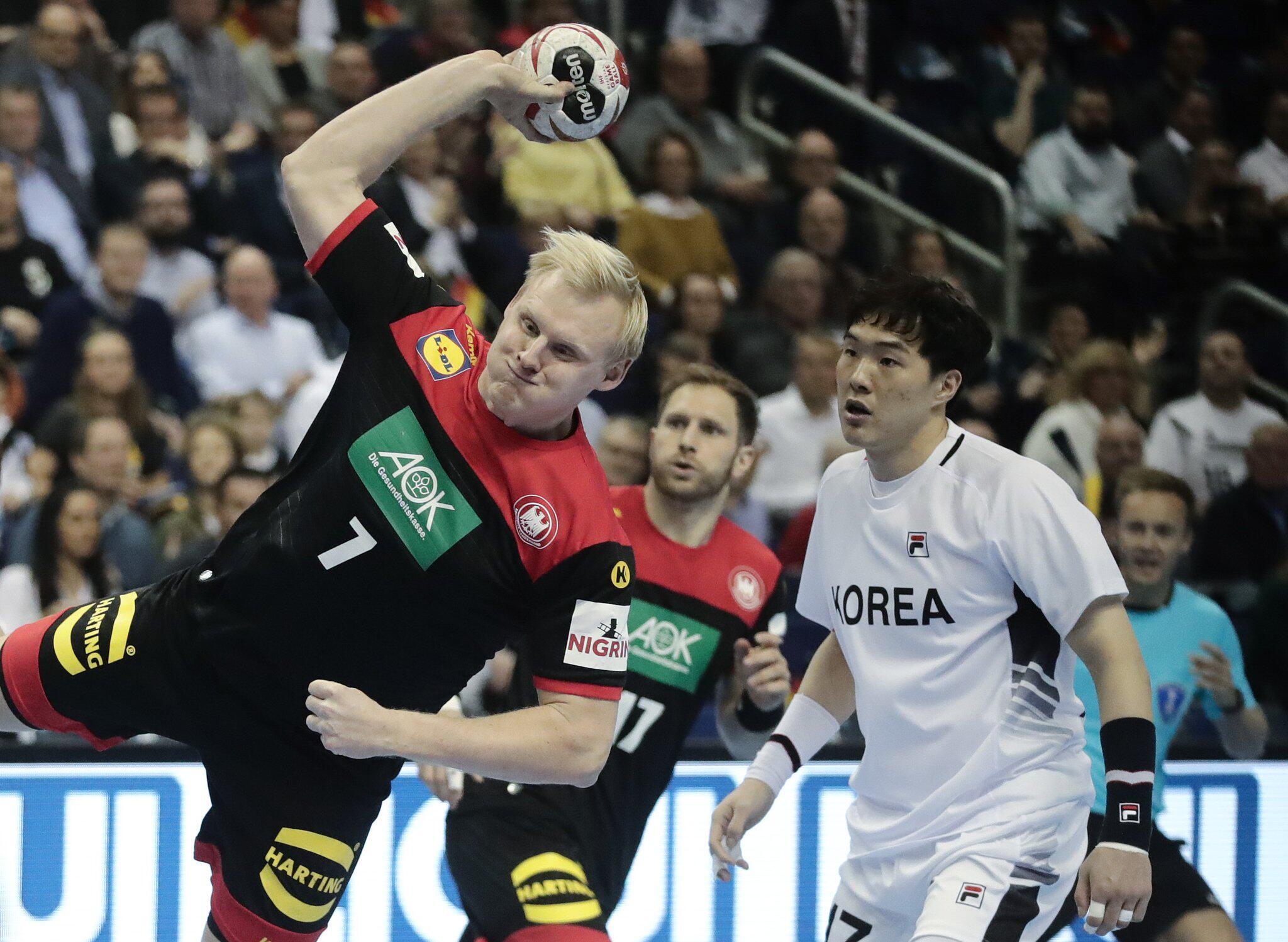 Handball Wm 2019 Korea Deutschland Gmx