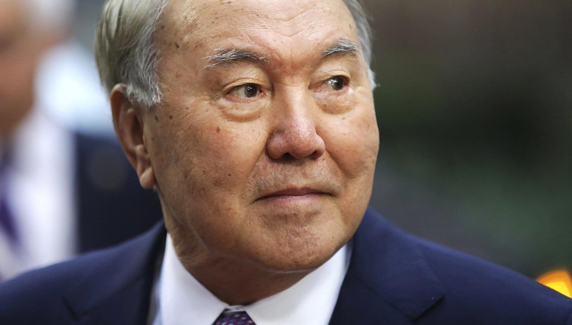 Bild zu Kasachischer Präsident Nasarbаjew tritt zurück