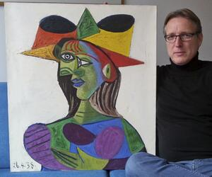Gestohlener Picasso nach 20 Jahren gefunden