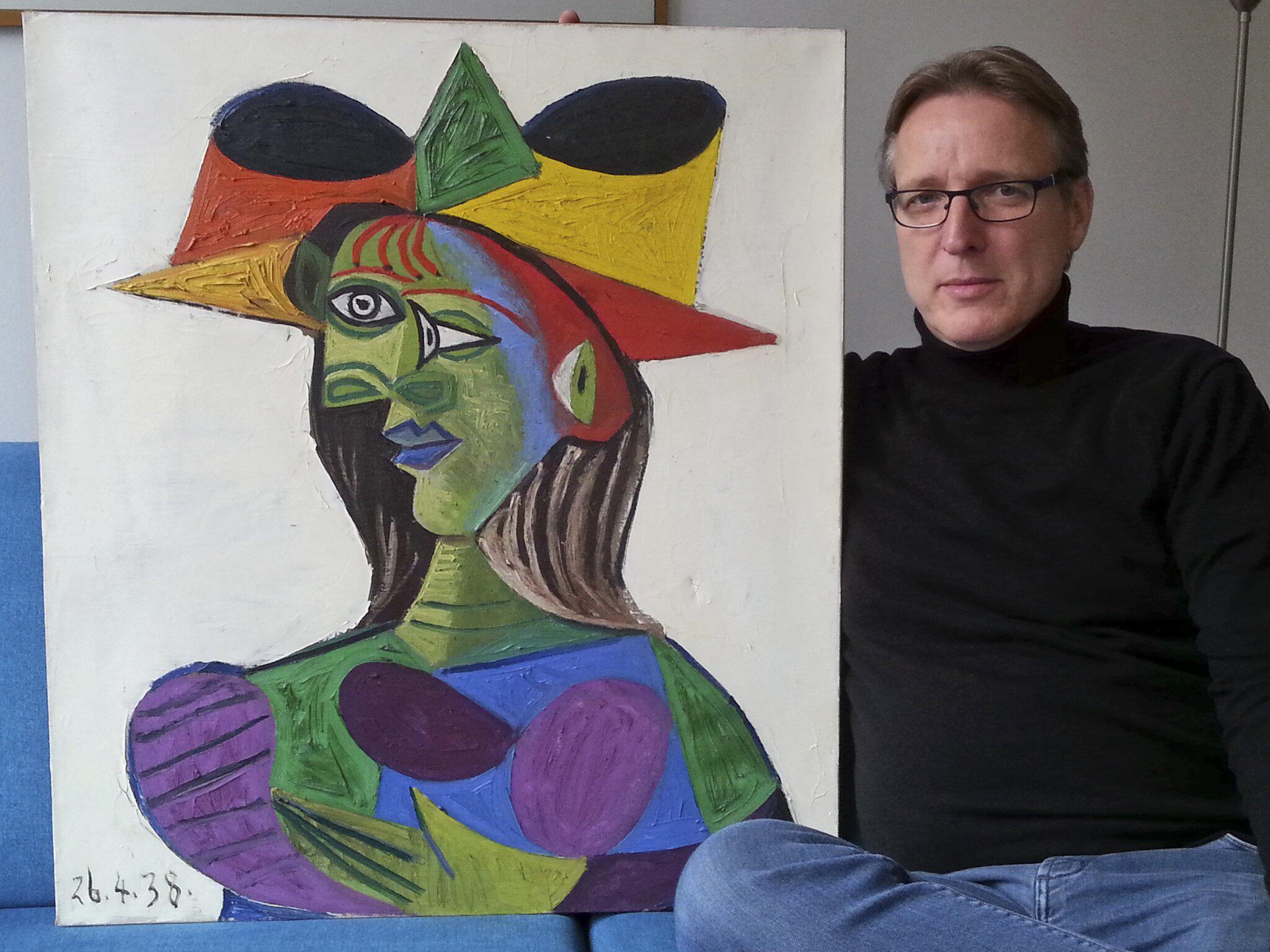 Bild zu Gestohlener Picasso nach 20 Jahren gefunden