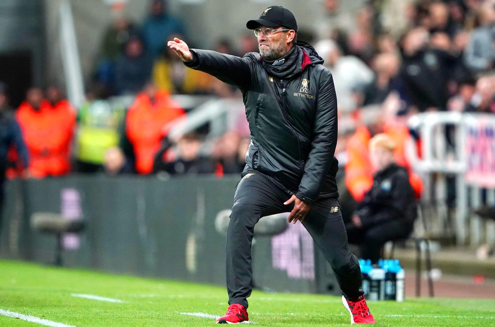 Bild zu Premier League, Jürgen Klopp, FC Liverpool