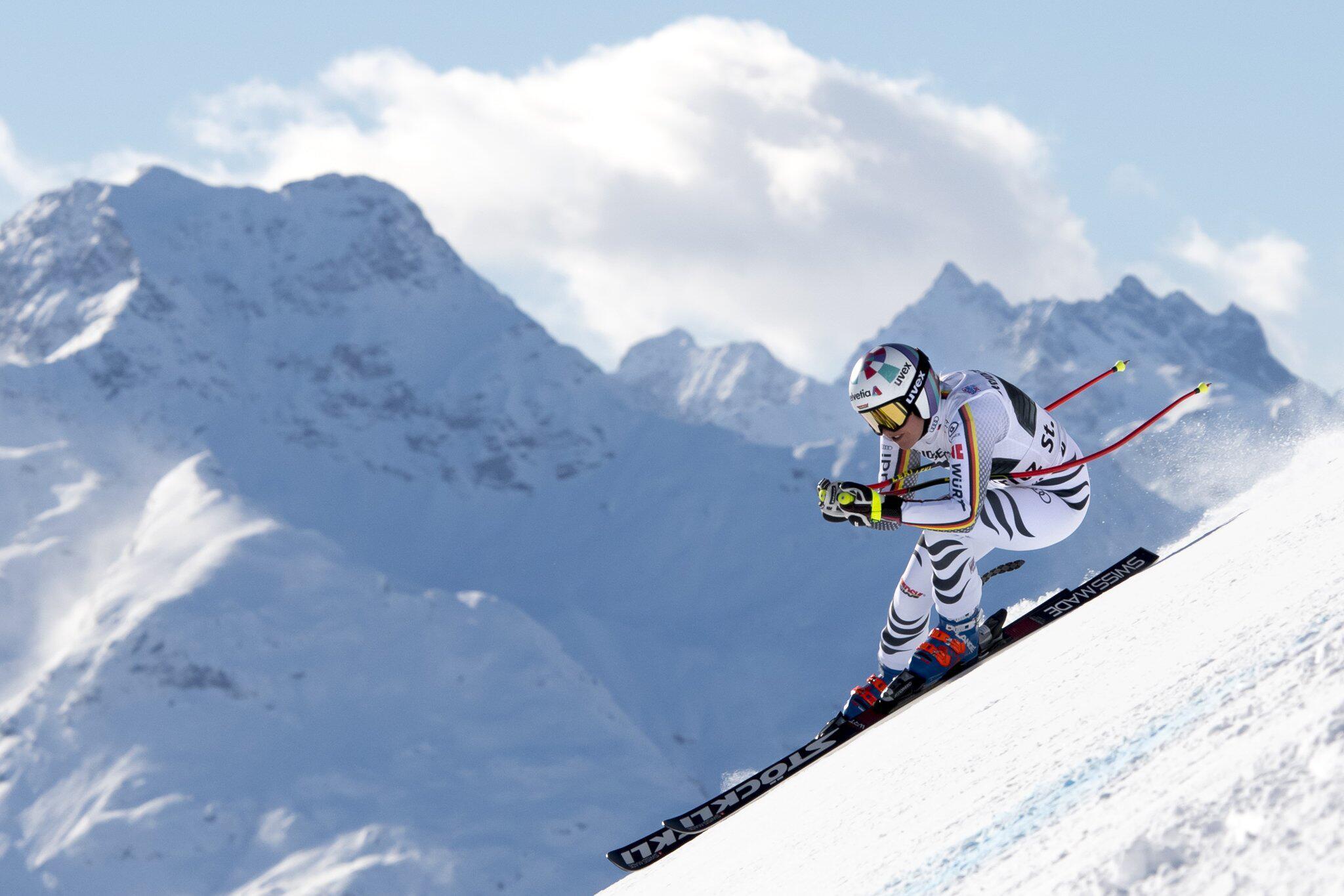 Bild zu Ski alpin Weltcup in St. Moritz