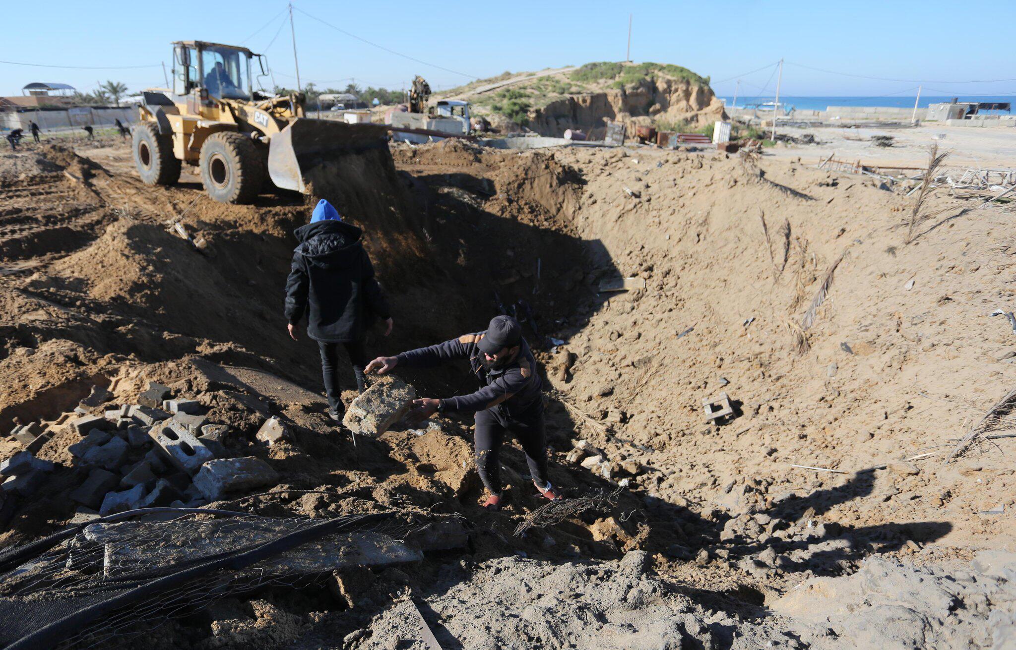 Bild zu Konflikt in Gaza