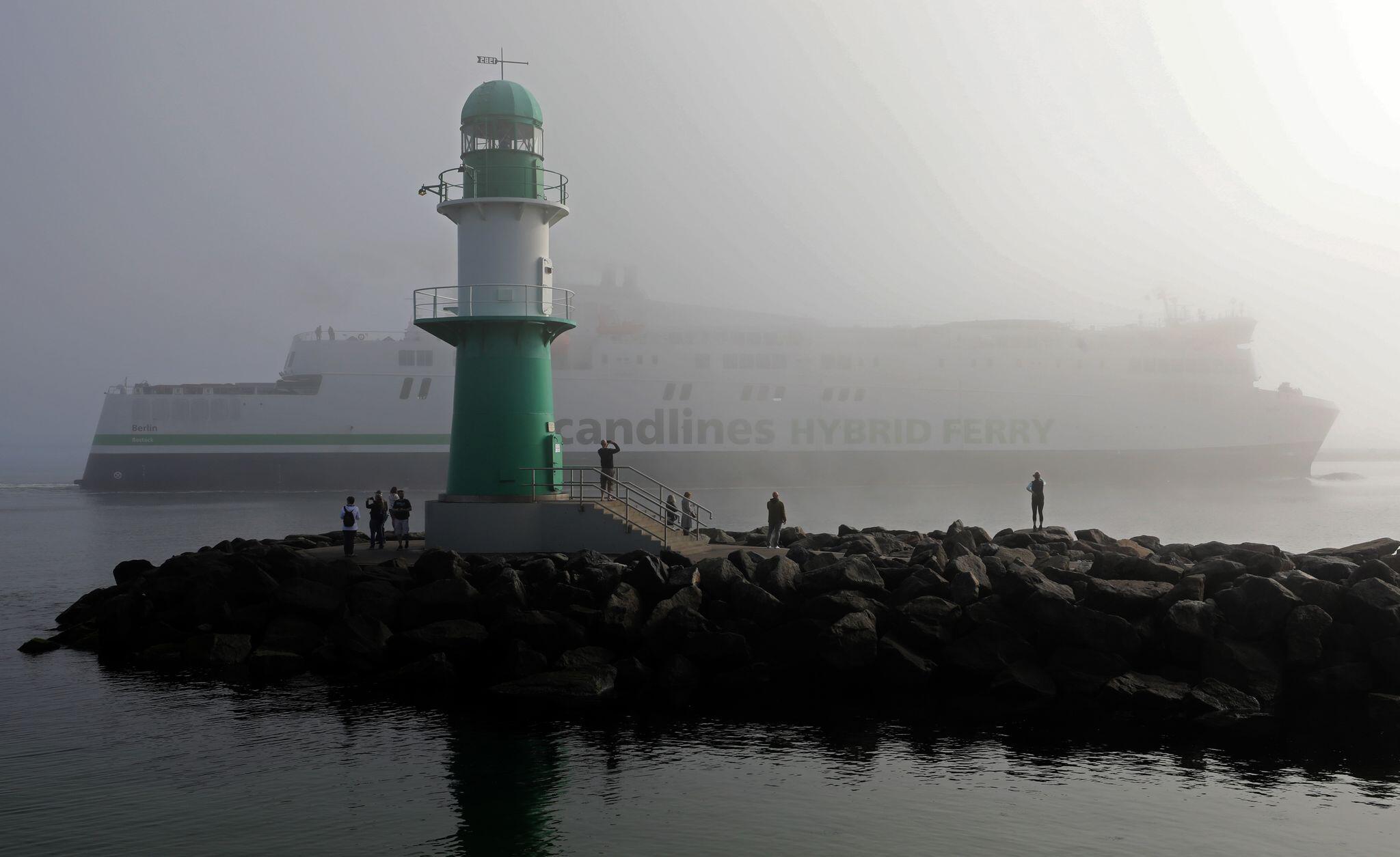 Bild zu Nebel an der Ostsee