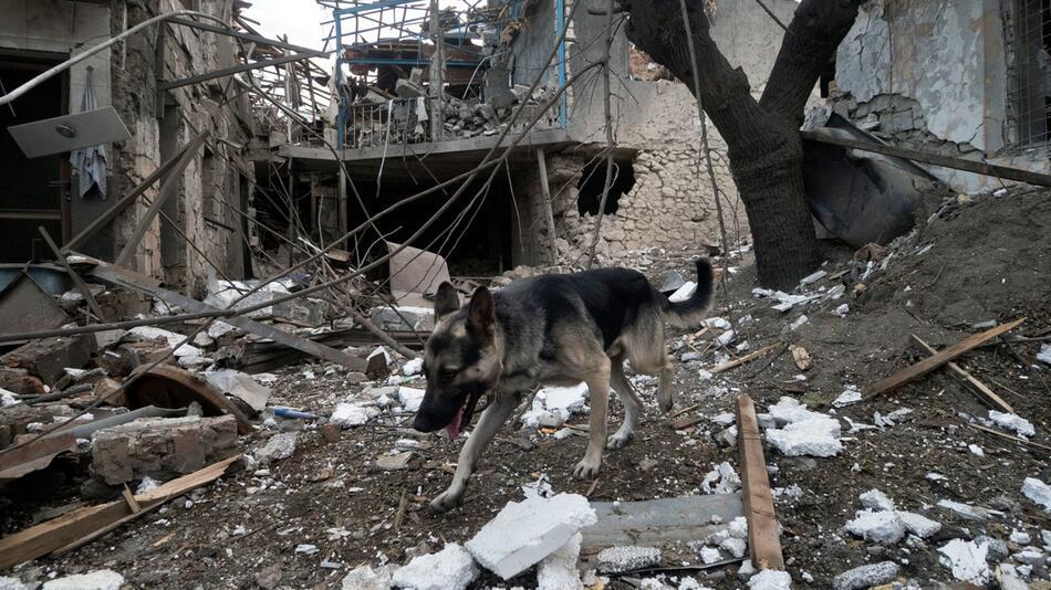 Konflikt in Berg-Karabach