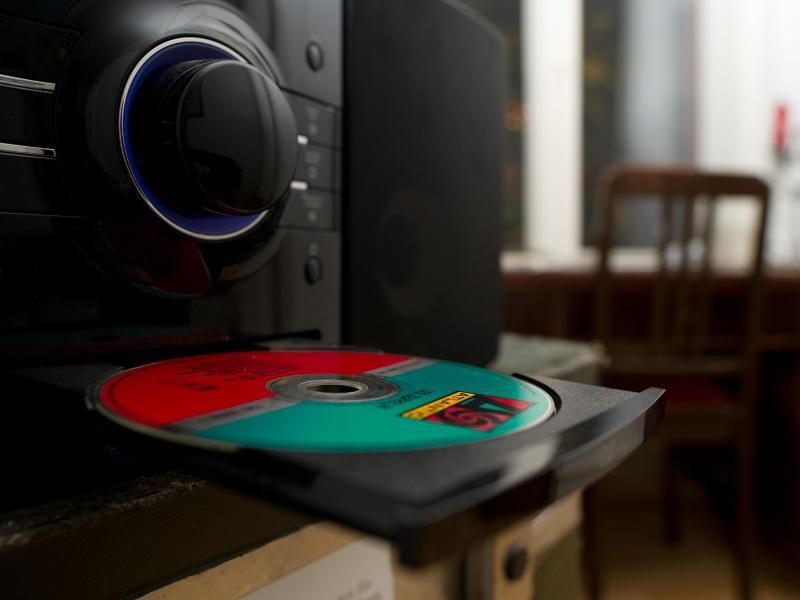 Bild zu Gefälschte Musik-CD