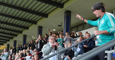 Nationalmannschaft, Training, Berlin, Joachim Löw, Bundestrainer, Fans