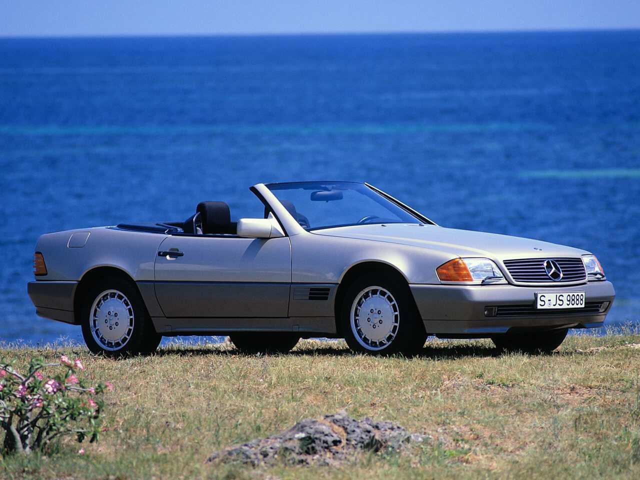 Bild zu Mercedes SL (R129)