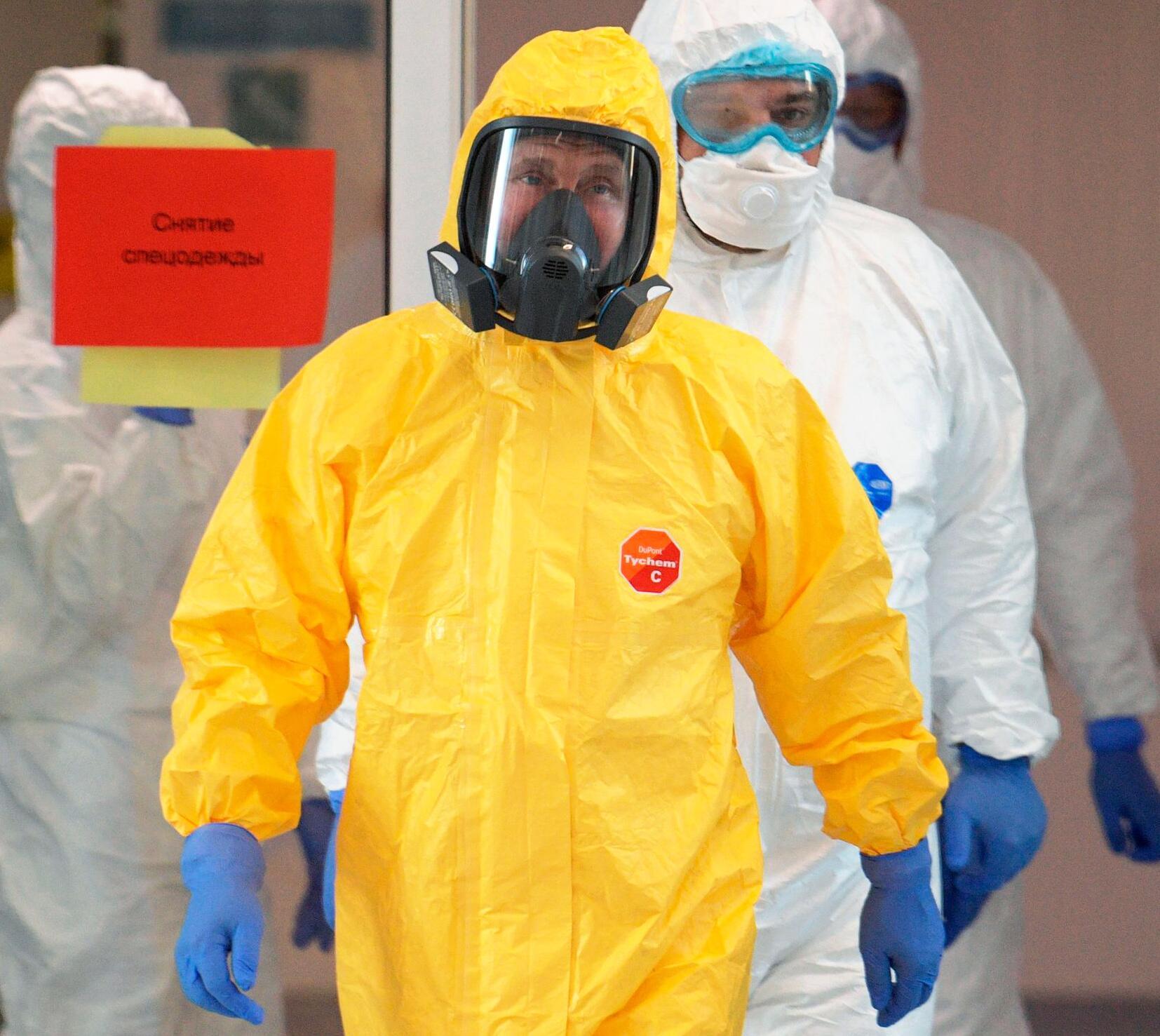 Bild zu Coronavirus - Russland