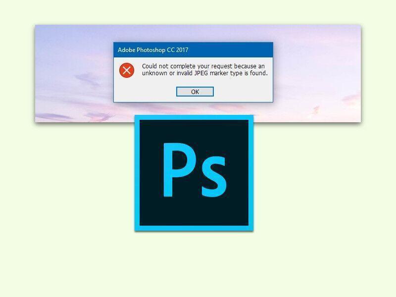 Bild zu Adobe Photoshop