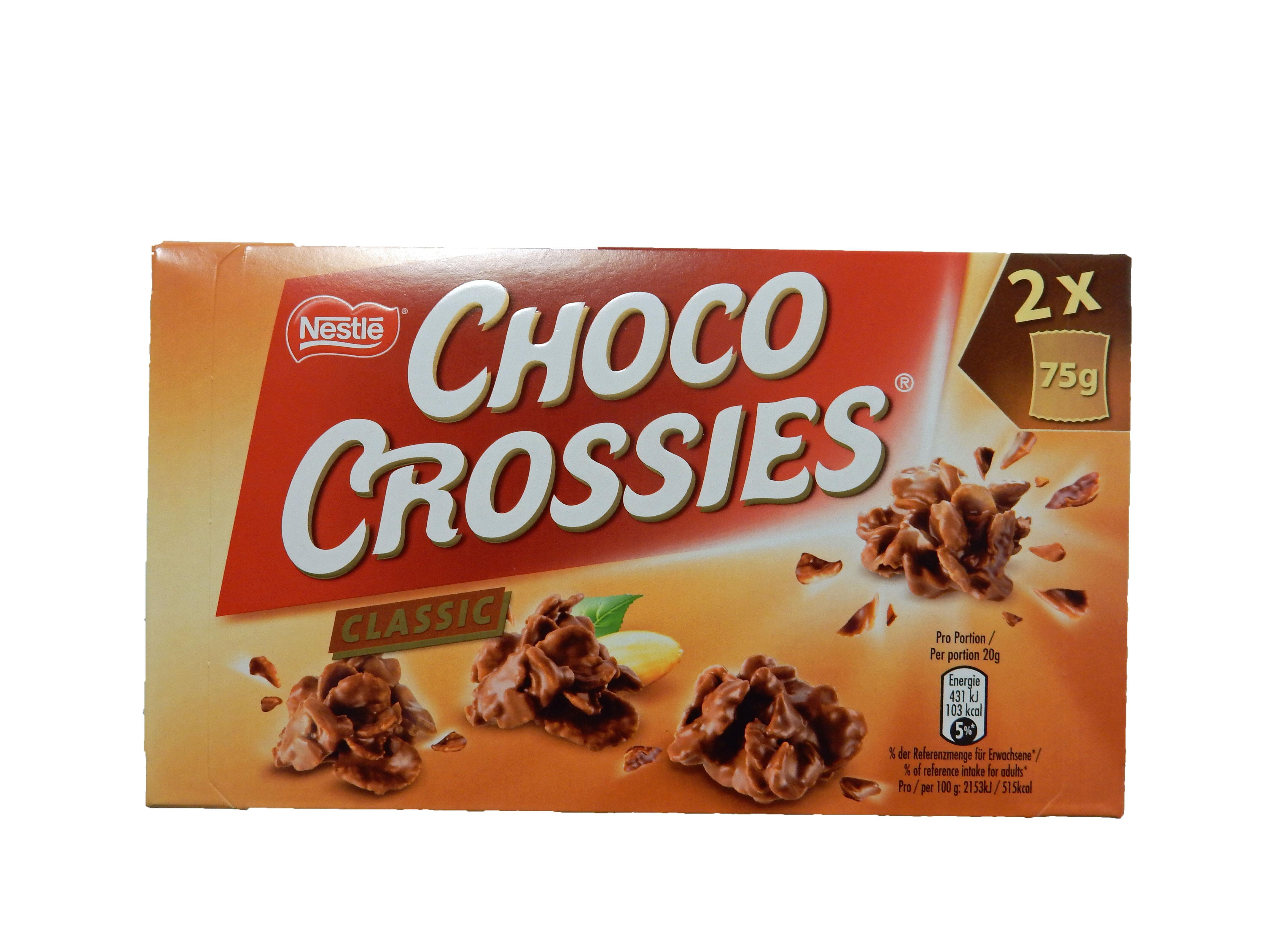 Bild zu Choco Crossies