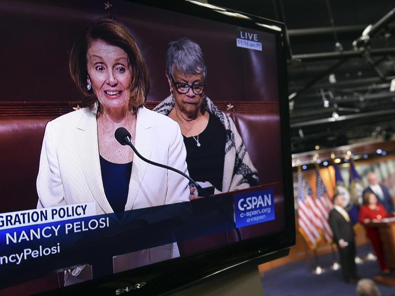 Bild zu Nancy Pelosi