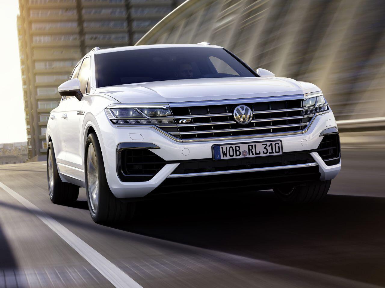 Bild zu Der neue Volkswagen Touareg