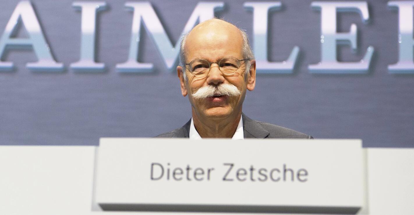 Bild zu Dieter Zetsche