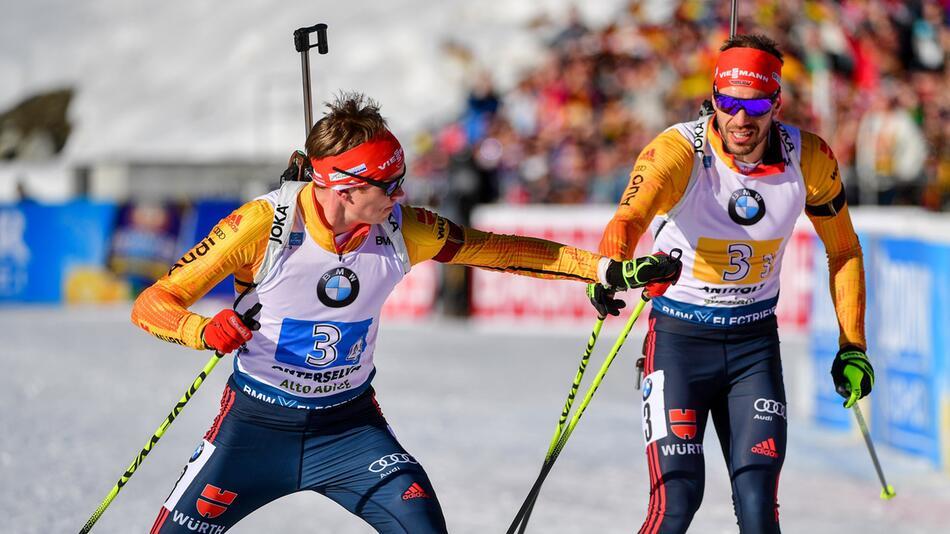 Biathlon: Weltmeisterschaft/Weltcup